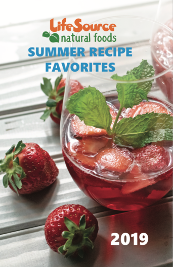 LifeSource Natural Food | Download Our Free Summer Recipe Guide