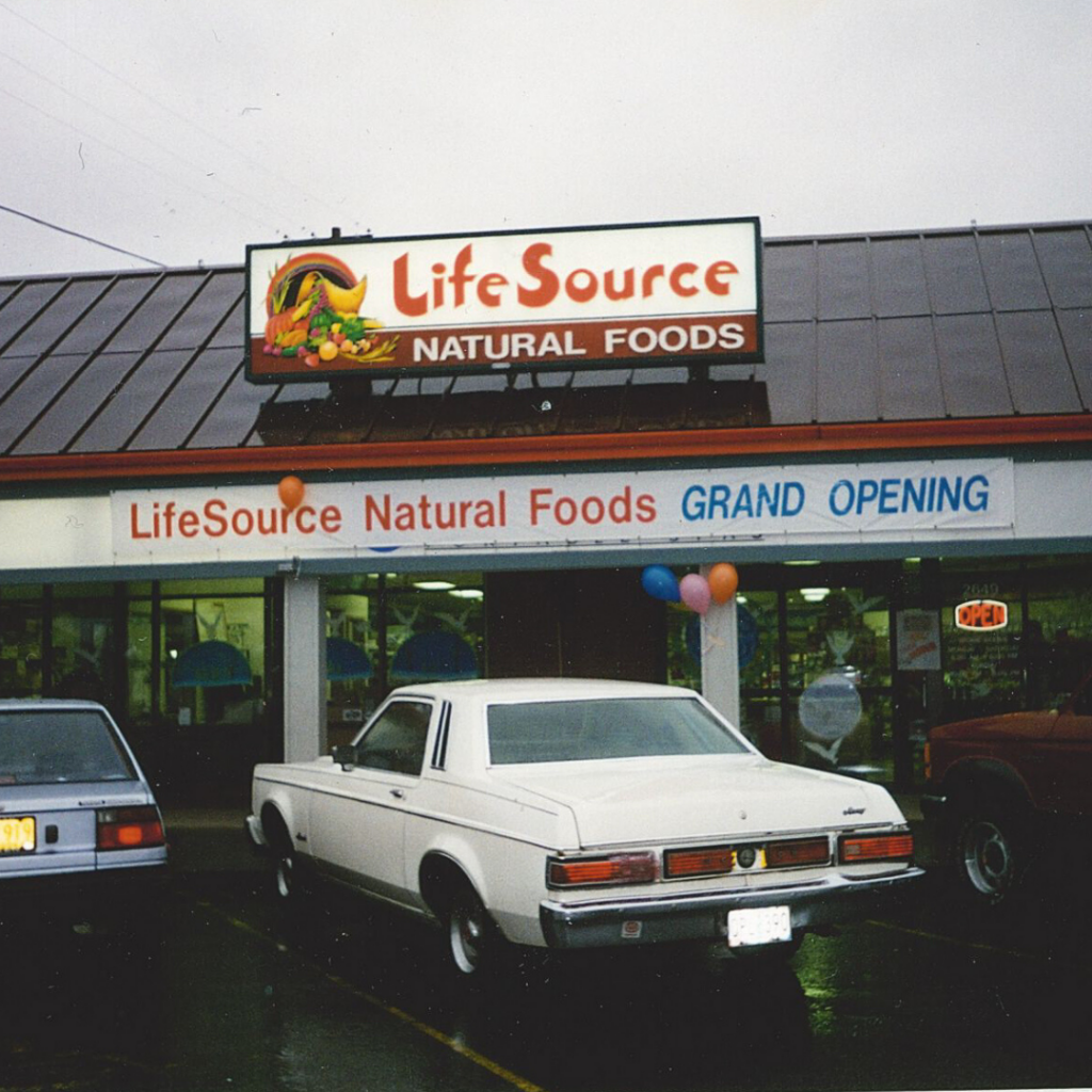 LifeSource Grand Opening November 1994