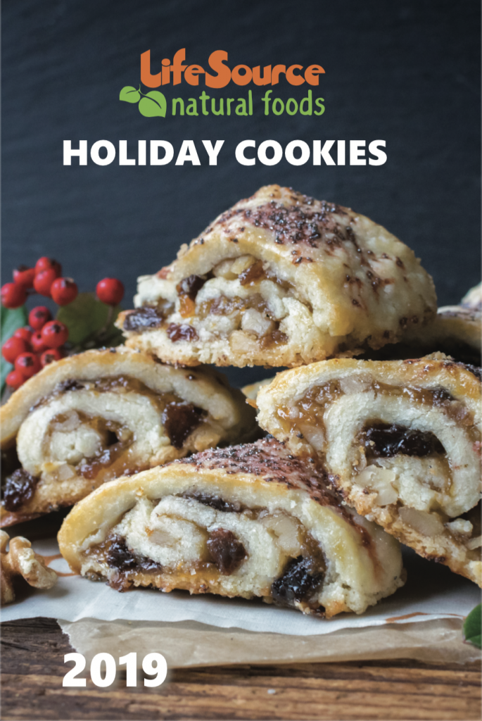 Free Holiday Cookie Book