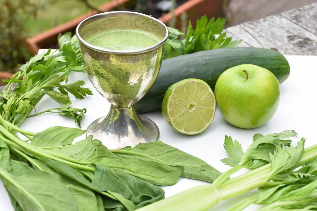Alkaline Vegetables and Fruits