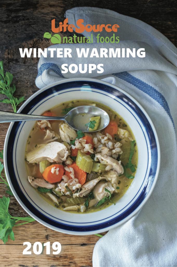 Winter Recipe Book