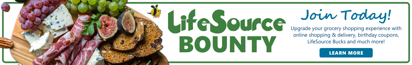 LifeSource Bounty Large