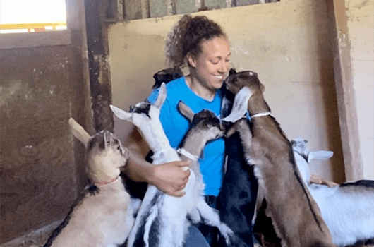Calie Fern's Edge Goat Dairy
