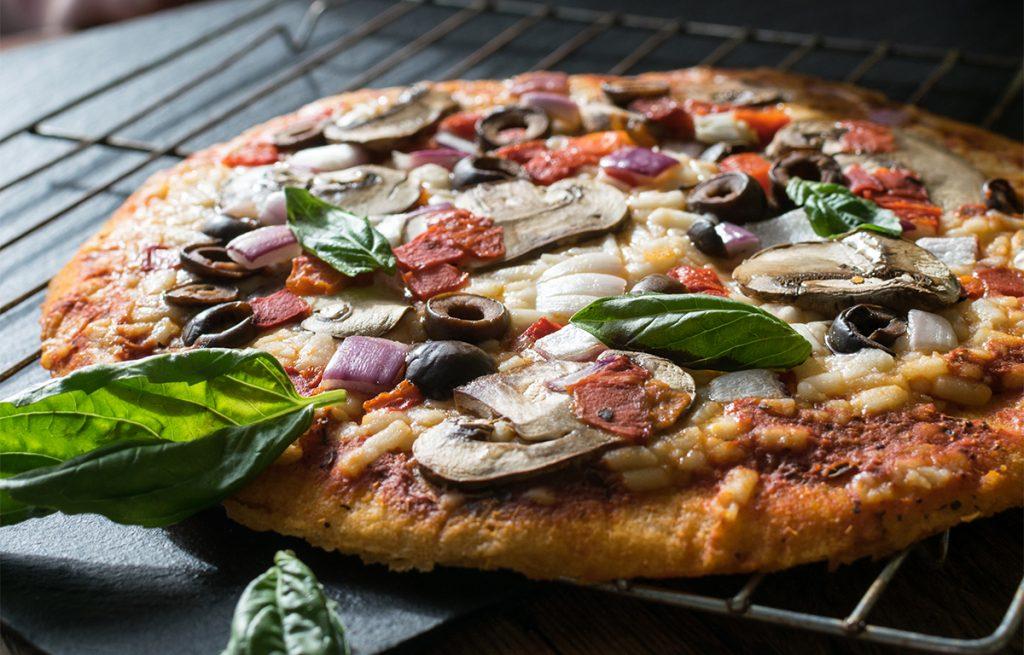 LifeSource Deli Pizza