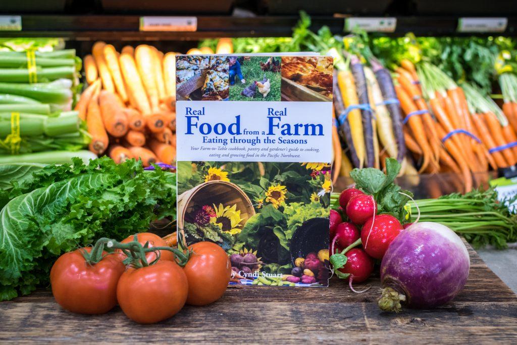 Real Food Real Farm Cookbook