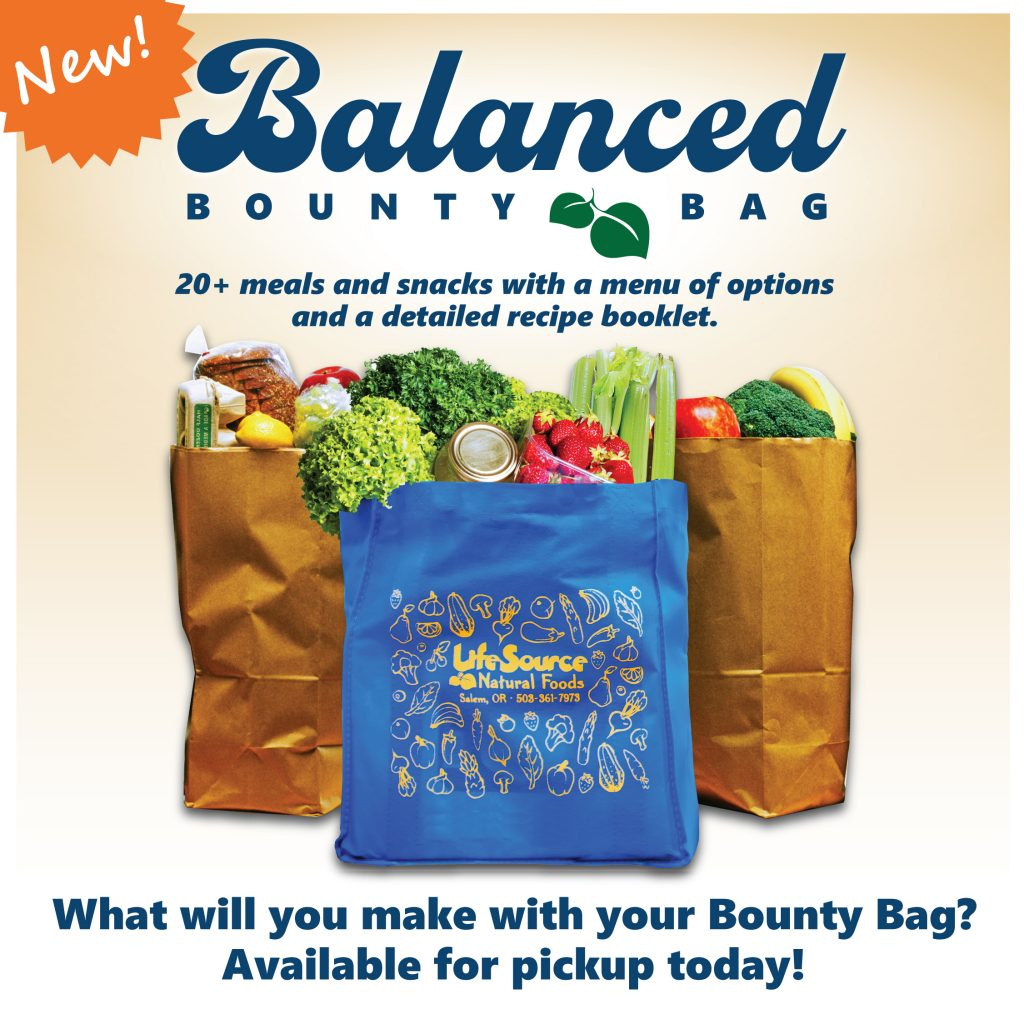 Balanced Bounty Bag