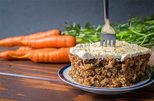 Dick's Carrot Cake