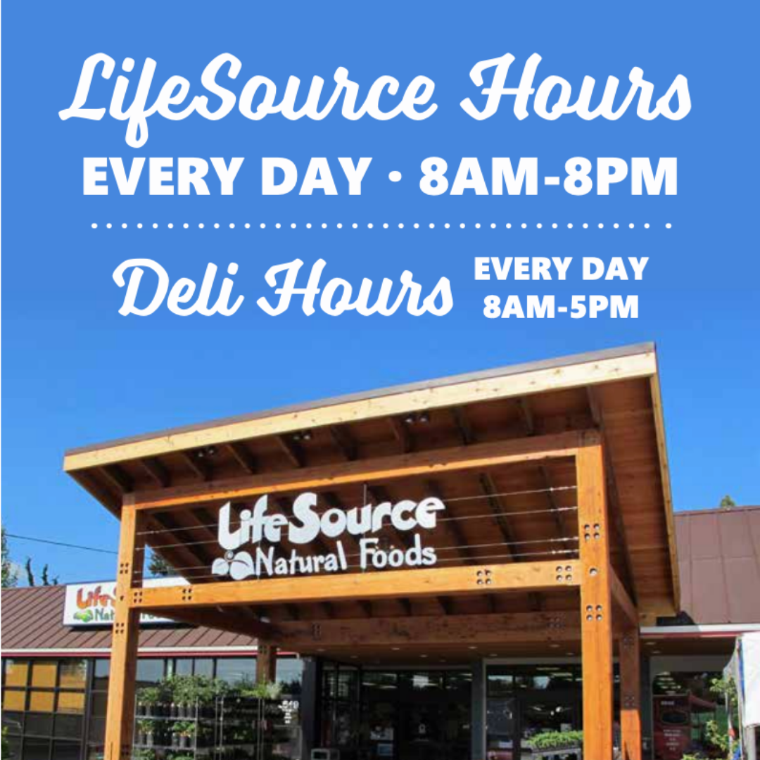 lifesource hours