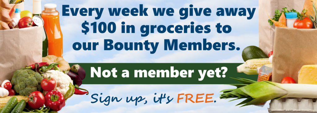 $100 groceries