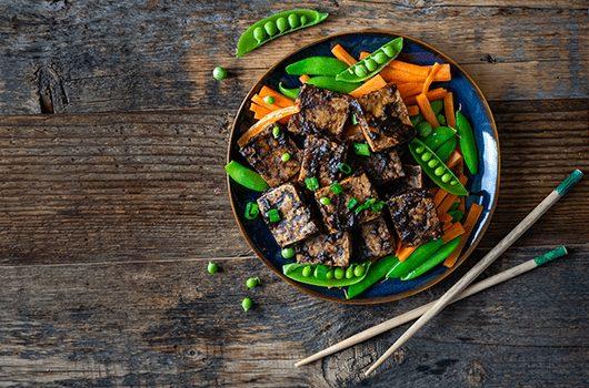 Black Garlic Tofu Recipe