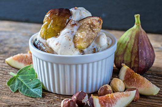 Caramelized Figs Recipe
