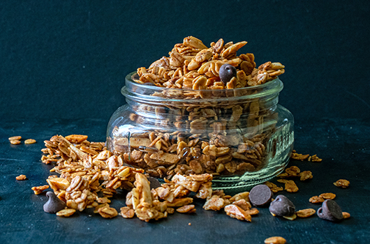 Browned Butter Granola