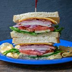 Lifesource Club Sandwich