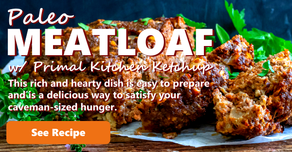 Recipe Paleo Meatloaf