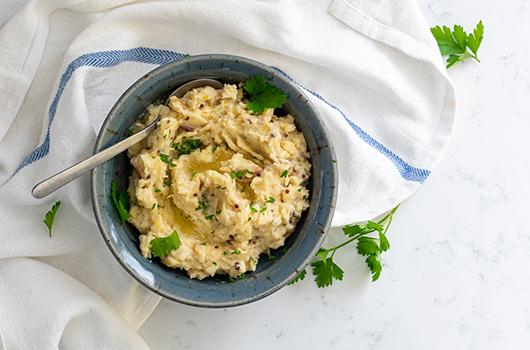 Celeriac Mashed Potatoes