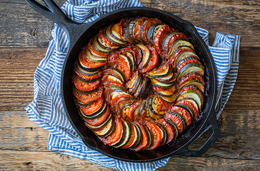 Quick Ratatouille - Weeknight Recipes LifeSource
