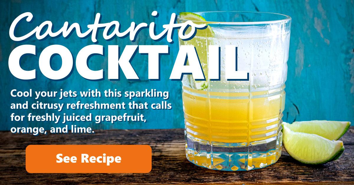 Cantarito Cocktail