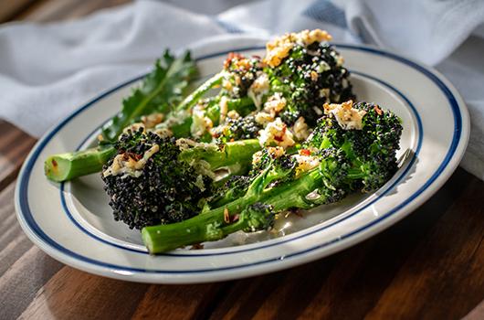 Roasted Broccolini LifeSource Recipes
