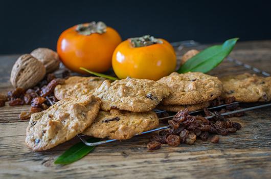 Grandma Gigi's Persimmon Cookies