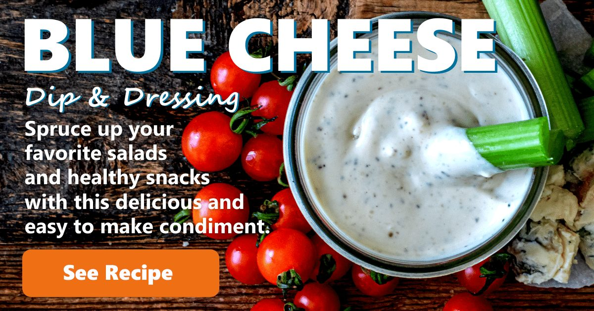 Blue Cheese Dip And Dressing