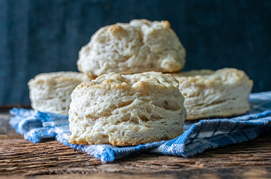 Vegan Biscuits Recipe