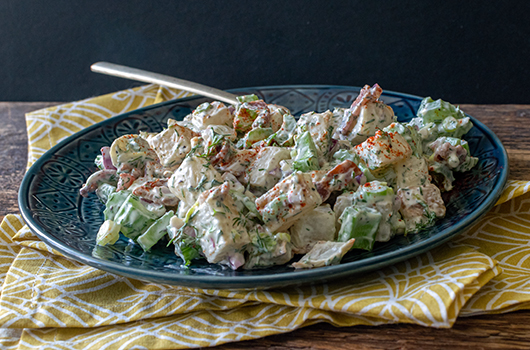 No-Potato Salad